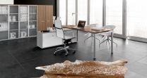 Schreibtisch Gabe mit Anbauschrank